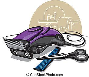 capelli, clipper