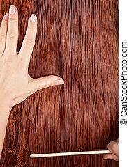 capelli, donna