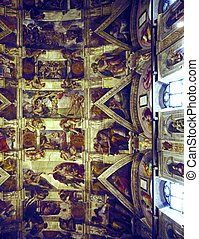 capilla, sistine, vaticano