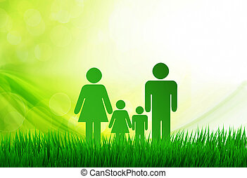 capim, família