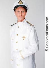 capitão, mar