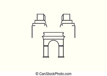 capital building logo