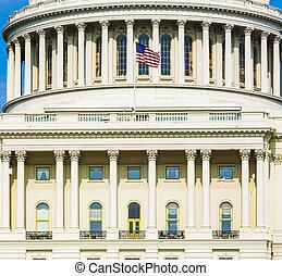 Capital Building, Washington