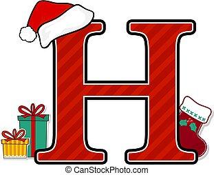 capital, h.eps, carta, navidad