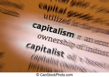 Capitalism is an economic and political system in which a...