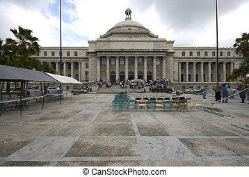 capitol building old san juan puerto rico