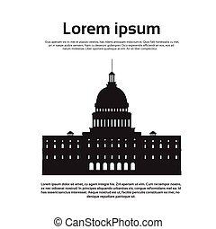 Capitol Building United States Of America Senate House