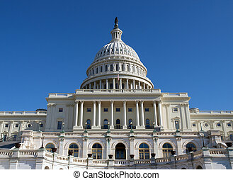 Capitol Dome - US Capitol dome in Washington DC.