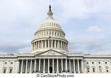 capitol hill, predios