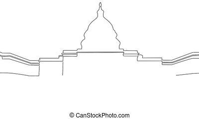 Capitolium handdraw design 1 - Capitolium handdraw design...