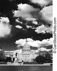 capitool heuvel, washington