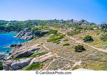 Capo Testa place to visit, Sardinia, Italy - Capo Testa ...