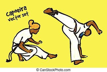 capoeira, set
