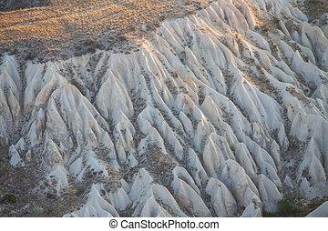 cappadocia, 高的角度意見