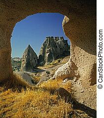 cappadocia, -, türkei