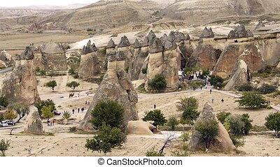 Cappadocia turkey nature fairy chimney miracle holiday tourism 4