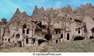 Cappadocia turkey nature fairy chimney