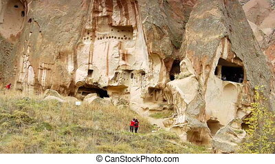 Cappadocia turkey nature fairy chimney miracle holiday tourism 7