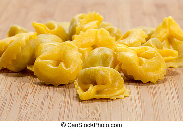 Cappelletti traditional italian food - Cappelletti ,...