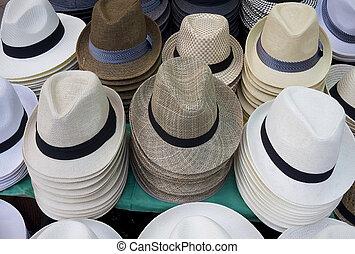 cappelli, uomini