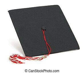 cappello, graduazione