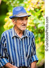 cappello, vecchio