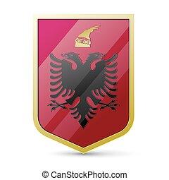 cappotto, albania, braccia