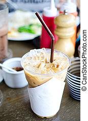cappuchino iced coffee