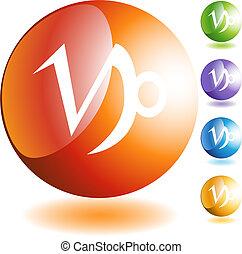 capricórnio, símbolo zodíaco