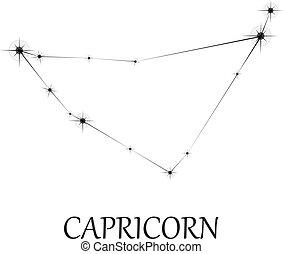 Capricorn Zodiac sign.