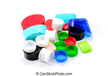Caps of the bottle,plastic recycle