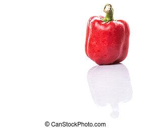 capsicum vermelho