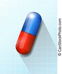 capsula, fondo, sanità