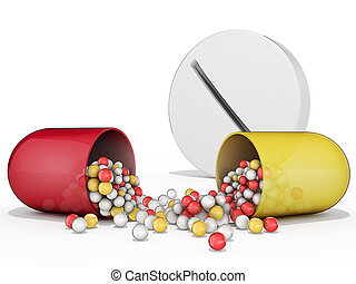Capsule and Pill