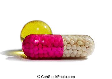 capsule pill, medicine