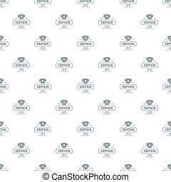 Captain pattern seamless repeat for any web design
