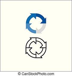 Captcha arrow icon
