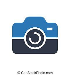 capture  glyph color icon