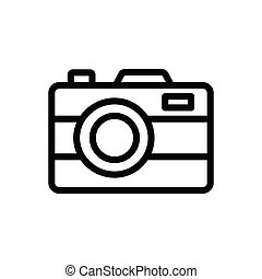 capture   thin line icon