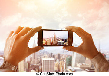 Capturing New York City