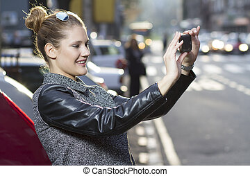 Capturing the moment with a smartphone