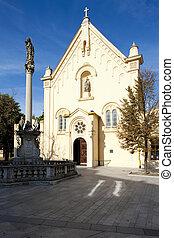Capuchin Church and Monastery, Bratislava, Slovakia