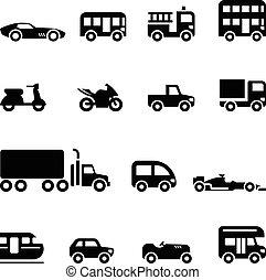 car, ícone