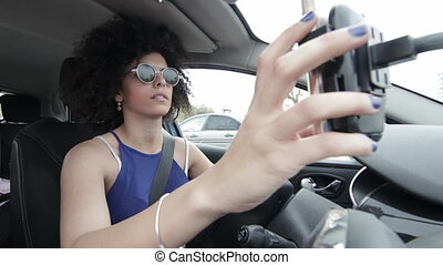 car accidents caused by cell phone use while driving