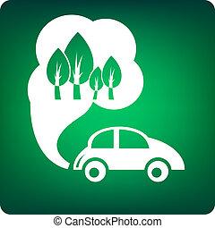 Car and environment