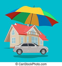 car and home protection, insurance
