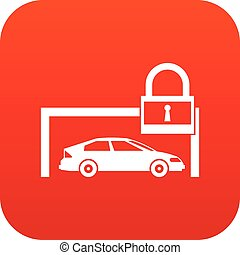 Red location padlock icon for maps. on windows car icon, microsoft car icon, google earth funny coordinates, google map custom pushpin, red and blue squares icon, google map navigation icons, google earth street view funny, google map pin icon, google map car blue, position map icon, bing maps car icon,