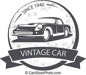 car, antigas, retro