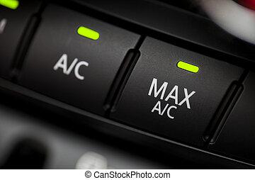 car, ar condicionado