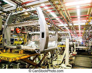 Car assembly line2